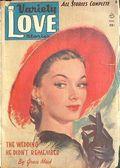 Variety Love Stories (1938-1949 Ace Magazines) Pulp Vol. 17 #3