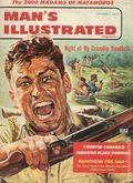 Man's Illustrated Magazine (1955-1975 Hanro Corp.) Vol. 1 #3