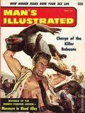 Man's Illustrated Magazine (1955-1975 Hanro Corp.) Vol. 1 #5