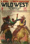 Wild West Weekly (1927-1943 Street & Smith) Pulp Vol. 57 #1