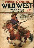 Wild West Weekly (1927-1943 Street & Smith) Pulp Vol. 60 #2