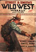 Wild West Weekly (1927-1943 Street & Smith) Pulp Vol. 60 #3