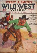Wild West Weekly (1927-1943 Street & Smith) Pulp Vol. 62 #6