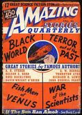 Amazing Stories Quarterly Reissue (1940-1951 Ziff-Davis) Collected Pulp 1940FALL