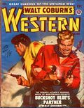 Walt Coburn's Western Magazine (1949-1951 Popular Publications) Pulp Vol. 1 #3