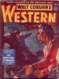 Walt Coburn's Western Magazine (1949-1951 Popular Publications) Pulp Vol. 1 #4