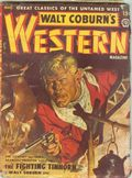Walt Coburn's Western Magazine (1949-1951 Popular Publications) Pulp Vol. 2 #1