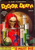 Doctor Death (1935 Dell Publishing) Pulp Vol. 1 #1
