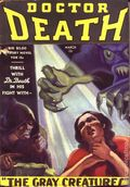 Doctor Death (1935 Dell Publishing) Pulp Vol. 1 #2