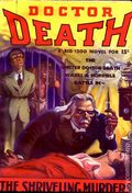 Doctor Death (1935 Dell Publishing) Pulp Vol. 1 #3