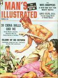 Man's Illustrated Magazine (1955-1975 Hanro Corp.) Vol. 4 #9