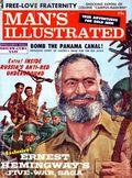 Man's Illustrated Magazine (1955-1975 Hanro Corp.) Vol. 6 #1