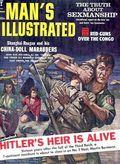 Man's Illustrated Magazine (1955-1975 Hanro Corp.) Vol. 6 #3