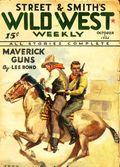 Wild West Weekly (1927-1943 Street & Smith) Pulp Vol. 70 #5