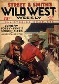 Wild West Weekly (1927-1943 Street & Smith) Pulp Vol. 73 #1