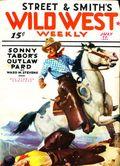Wild West Weekly (1927-1943 Street & Smith) Pulp Vol. 77 #6