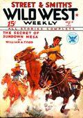 Wild West Weekly (1927-1943 Street & Smith) Pulp Vol. 79 #4
