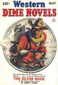 Western Dime Novels (1940 Frank A. Munsey) Pulp Vol. 1 #1