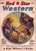 Red Star Western (1940 Frank A. Munsey) Pulp Vol. 1 #2