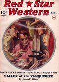 Red Star Western (1940 Frank A. Munsey) Pulp Vol. 1 #3
