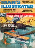 Man's Illustrated Magazine (1955-1975 Hanro Corp.) Vol. 7 #4
