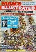 Man's Illustrated Magazine (1955-1975 Hanro Corp.) Vol. 8 #1