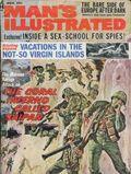 Man's Illustrated Magazine (1955-1975 Hanro Corp.) Vol. 8 #7