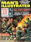 Man's Illustrated Magazine (1955-1975 Hanro Corp.) Vol. 8 #10