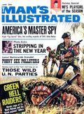 Man's Illustrated Magazine (1955-1975 Hanro Corp.) Vol. 9 #2