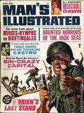 Man's Illustrated Magazine (1955-1975 Hanro Corp.) Vol. 10 #1