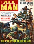All Man Magazine (1960 Stanley Publications) Vol. 1 #9