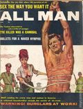 All Man Magazine (1960 Stanley Publications) Vol. 3 #4