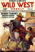 Wild West Weekly (1927-1943 Street & Smith) Pulp Vol. 88 #3