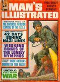 Man's Illustrated Magazine (1955-1975 Hanro Corp.) Vol. 10 #4
