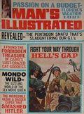 Man's Illustrated Magazine (1955-1975 Hanro Corp.) Vol. 12 #2