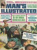 Man's Illustrated Magazine (1955-1975 Hanro Corp.) Vol. 12 #4