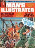 Man's Illustrated Magazine (1955-1975 Hanro Corp.) Vol. 12 #6