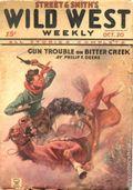 Wild West Weekly (1927-1943 Street & Smith) Pulp Vol. 88 #4