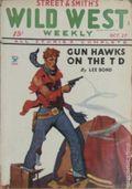 Wild West Weekly (1927-1943 Street & Smith) Pulp Vol. 88 #5
