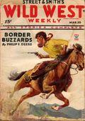 Wild West Weekly (1927-1943 Street & Smith) Pulp Vol. 92 #3