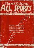 All Sports Magazine (1936-1937 Columbia Publications) The Cavalcade of Sports Vol. 1 #1