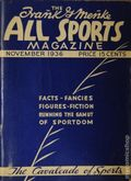 All Sports Magazine (1936-1937 Columbia Publications) The Cavalcade of Sports Vol. 1 #2
