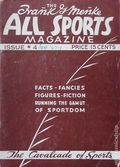 All Sports Magazine (1936-1937 Columbia Publications) The Cavalcade of Sports Vol. 1 #4