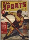 All Sports Magazine (1939-1951 Columbia Publications) Pulp Vol. 1 #2