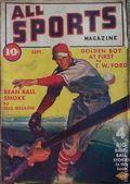 All Sports Magazine (1939-1951 Columbia Publications) Pulp Vol. 1 #3