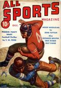 All Sports Magazine (1939-1951 Columbia Publications) Pulp Vol. 2 #1