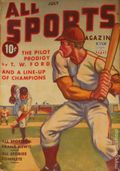 All Sports Magazine (1939-1951 Columbia Publications) Pulp Vol. 2 #4
