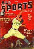 All Sports Magazine (1939-1951 Columbia Publications) Pulp Vol. 2 #6