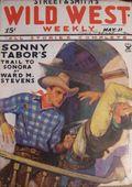 Wild West Weekly (1927-1943 Street & Smith) Pulp Vol. 93 #3