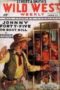 Wild West Weekly (1927-1943 Street & Smith) Pulp Vol. 94 #3